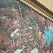 Lukisan Burung Bali (23998935) di Kota Depok