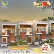 Rumah Sangat Strategis Disc 50jt All Type (23999087) di Kota Batu