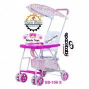Babychair Stroller- Kereta Dorong Space Baby 106 S (24000571) di Kota Surabaya