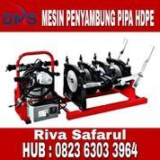 Mesin Penyambung Pipa HDPE SHDS 200 Manual 4 Clamp (24002251) di Kota Jakarta Timur