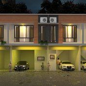Rumah Cluster Minimalis 2 Lantai 1 Kt 1km Carport Di Cempaka Putih Barat Jakarta Pusat (24004523) di Kota Jakarta Pusat