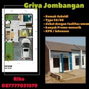 Beli Rumah Segala Type Di Griya Jombangan Pare Kediri (24010575) di Pare