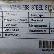 Kompor Gas Getra CS-1480, Kondisi Sangat Bagus, Murah (24010699) di Kab. Sidoarjo