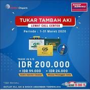 Promo Trade in Aki Spesial Call Center dan Pelanggan Setia