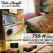 Apartemen Murah 2 BR, @ Bale Hinggil, MERR Tower A