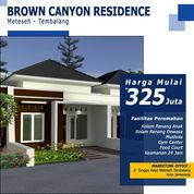 """Brown Canyon Residence """"Perumahan Baru Semarang Tembalang"""""""