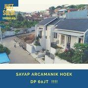 Rumah Hoek Dkt Lapas Arcamanik Secaba Bandung Rs Cikadut Kpr Dibantu (24019047) di Kota Bandung