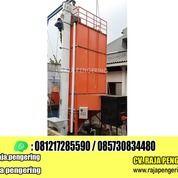 Mesin Pengering Padi Dan Jagung 5-6 Ton Vertical Dryer