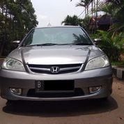 Civic VTiS AT 2005 Abu-Abu Facelift TDP Hanya 8jt Good ConditioN
