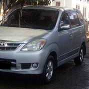 Toyota Avanza G 1.3 VVTI Silver Manual 2007 Akhir B Tangerang