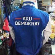 Jaket Bomber Partai DEMOKRAT 2020-2021 Terbaru (24028259) di Kota Medan