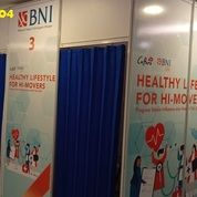 Sewa Fitting Room 2x2 - Pintu Tirai (24029587) di Kota Tangerang