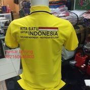 Kaos / Kaus Bahan Lacoste KATUN Partai GOLKAR 2020-2021 Terbaru (24031991) di Kota Medan