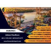 Jasa Import Jakarta Timur | JGC Cargo | PT. JASINDO GLOBAL CAKRAWALA (24032503) di Kota Jakarta Timur