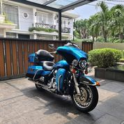 Harley Davidson Ultra Limited Th 2011
