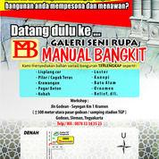 Sedia Ornamen Rumah, Masjid Dan Bangunan Lainnya (24034067) di Kota Yogyakarta