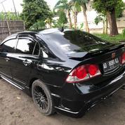 Honda Civic Fd 2007 Hitam Mulus (24038499) di Kota Surakarta