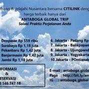 Tiket Murah ! Terbang & Jelajahi Nusantara Bersama CITILINK (24047079) di Kota Jakarta Selatan