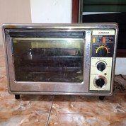 National Automatic Electric Oven Model NB-7500E, 1200W, Made In Japan. Kondisi Tidak Pernah Dipakai. (24051791) di Kota Jakarta Timur