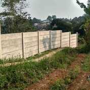 Pagar Beton Panel Untuk Membatasi Lahan (24060059) di Kab. Wonosobo