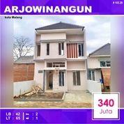 Rumah Baru 2 Lantai Luas 65 Di Arjowinangun Gadang Kota Malang _ 103.20 (24063511) di Kota Malang