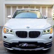 BMW X1 XLine Monitor IDrive Facelift 2017 / 2015 Msh Warranty Jln 28rb FULL RECORD White