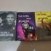 Novel The Girl With Dragon Tattoo 3 Buku Stieg Larsson Who Played Fire Kicked Hornets Nest (24069283) di Kab. Probolinggo