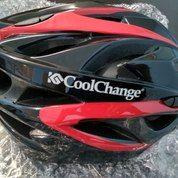 Helm Sepeda Coolchange Dgn Model Baru (24071739) di Kab. Bekasi
