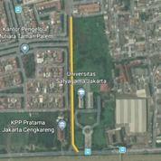 Lahan Eks Universitas Di Cengkareng (24072043) di Kota Bekasi
