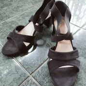 Sepatu High Heels Ukuran 41 Baru Satu Kali Pakai (24077583) di Kota Banjarmasin