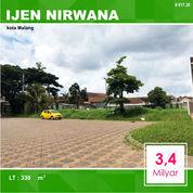 Tanah Kavling Luas 330 Di Ijen Nirwana Dieng Kota Malang _017.20
