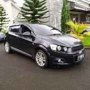 Chevrolet New Aveo Lt 1.4 At Thn 2012 (24079131) di Kab. Bogor