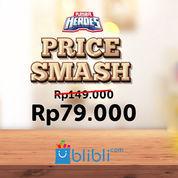 Blibli.com Promo Playskool Heroes Price Smash 79K (24088091) di Kota Jakarta Selatan