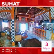 Cafe Etnik Luas 277 Di Terusan Sukarno Hatta Kota Malang _ 623.19 (24088135) di Kota Malang