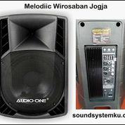 Speaker Aktif 15 Inch Audio One [1 Pcs] (24092483) di Kota Yogyakarta