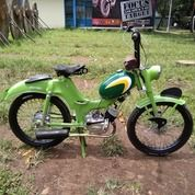 Moped Sachs 1957 50cc