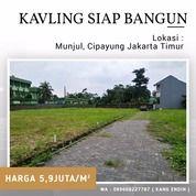 Kavling Tanah Siap Bangun Di Jl.Jankes Munjul Cipayung Jakarta Timur (24095807) di Kota Jakarta Timur