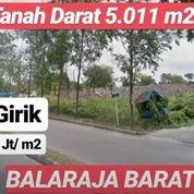 Tanah Balaraja 5.011m2 Darat Kab Tangerang Banten (24097031) di Kab. Tangerang