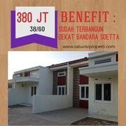 Griya Teluknaga Rumah Ready Stock Harga Termurah Dekat Bandara Soekarno-Hatta (24101455) di Kota Tangerang