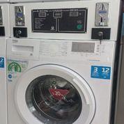 Mesin Cuci Coin Beko Washer Dryer (24103675) di Kota Depok