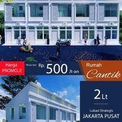 Rumah Cantik / Johar Baru / Jakarta Pusat (24104879) di Kota Jakarta Pusat