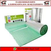 Hilon Insulation Type Single Aluminium +Jasa Pasang (Harga Hitung Sendiri) (24106007) di Kota Surabaya