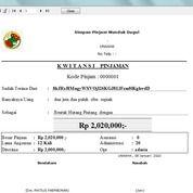 Aplikasi Kelola Bank Mini
