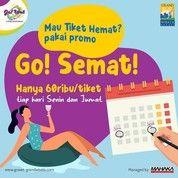 Go! Wet Grand Wisata Promo Senin dan Jumat Rp 60.000