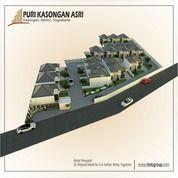 Hunian Idaman Di Jogja, Proses KPR Mudah, Shm, Tepi Aspal (24110139) di Kab. Bantul