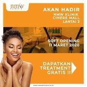 NMW Skin Care Soft Opening Promo (24111187) di Kota Depok