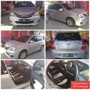 Toyota Etios Valco Manual 2015 Type G