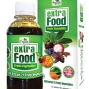 EXTRA FOOD Untuk Memelihara Tubuh