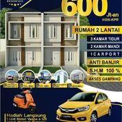 Hunian Cluster Menguntungkan Serpong/Bintaro 600 Jutaan Free Biaya-Biaya (24114871) di Kota Tangerang Selatan