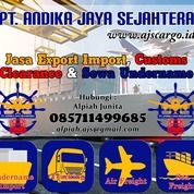 Jasa Import Freight Forwarders   AJS CARGO